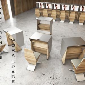 Transforming workspace
