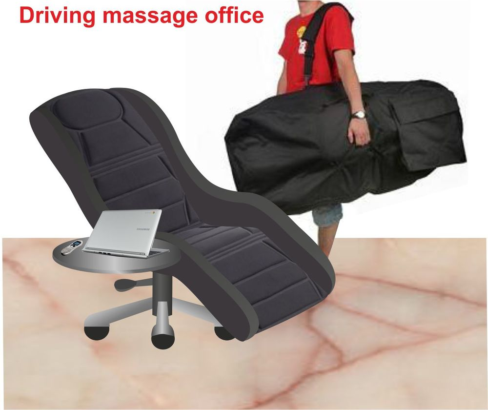 Jovoto Driving Massage Office The Coworking Challenge Jovoto