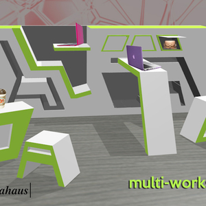Multi workstation