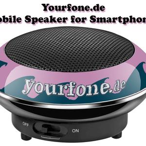 Yourfone-Mobile Speaker for Smartphones