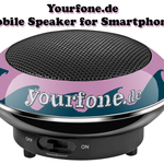 Yourfone-Mobile Speaker for Smartphones