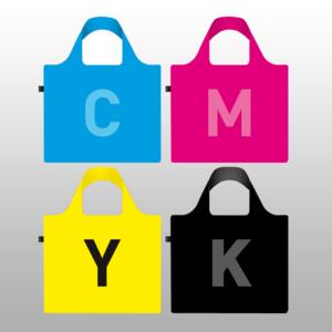 CMYK Bags