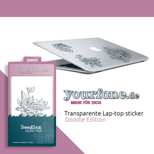 laptop Yourfone Sticker