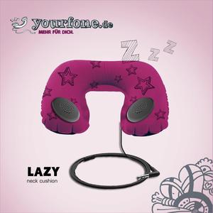 Lazy neck cushion