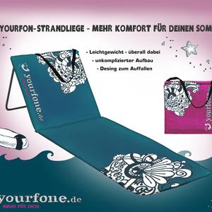 Yourfon-Strandliege