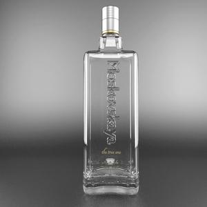 straight bottle