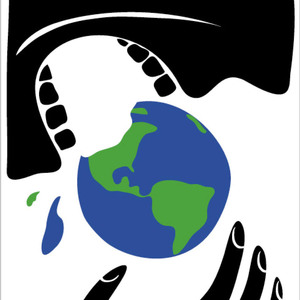 """""""Stop!"""" Eco Poster"""
