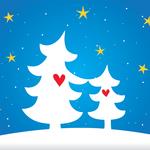 mery christmas trees
