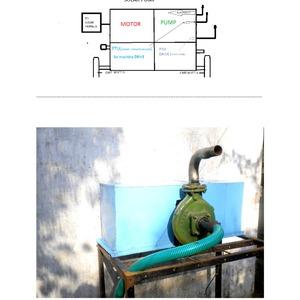 Hydro-Pneumatic Multi-purpose Multicylinder Solar Water Pump