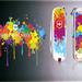 Color Splatters