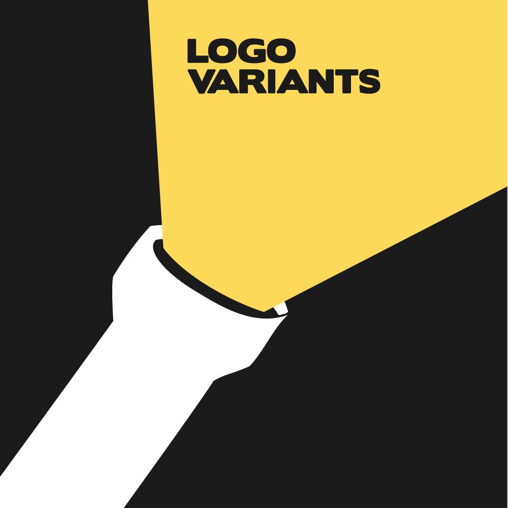 Partys over logovariants slide bigger