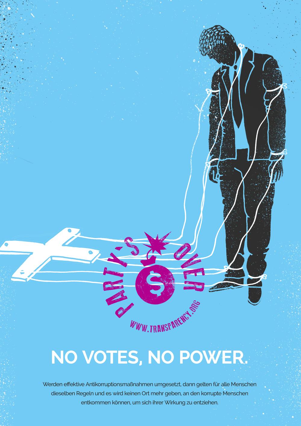 Transparency international poster blau003 bigger