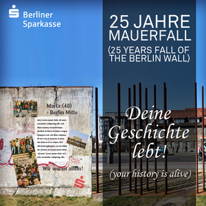 Das CAMP! 2014: Mauerfall (Camp - Theme: Berlin Wall)
