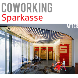 Co-working SPARKASSE