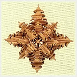 Christmas star / Christmas trees