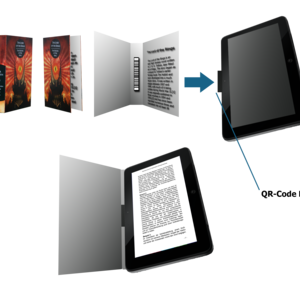 eBooklets - place your eBooks in the shelf!