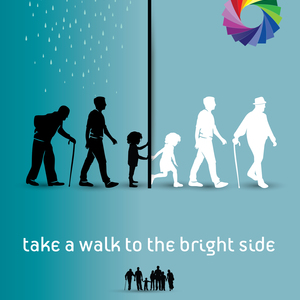 TAKE A WALK TO THE BRIGHT SIDE