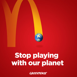 Stop playing with our planet
