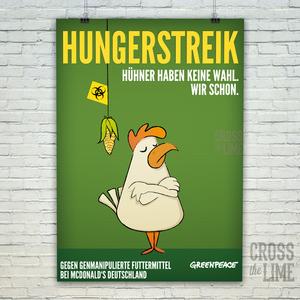 Hungerstreik / Hunger Strike