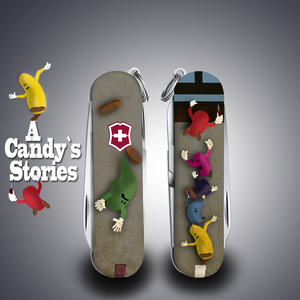 A Candy`s stories