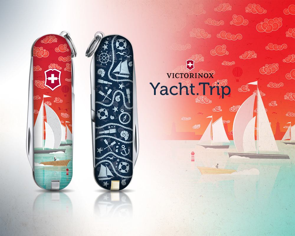 Yacht trip got bigger