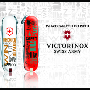 What can you do with  Victorinox