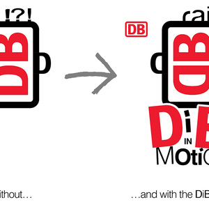 DEUTSCHE BAHN – DiBi in Motion