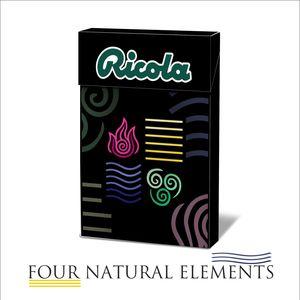 Four Natural Elements