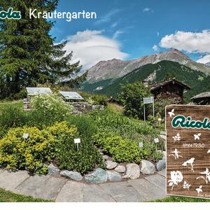 Ricola Kräutergarten