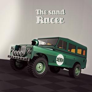 The sand racer