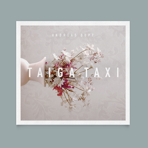 Taiga Taxi  CD Artwork