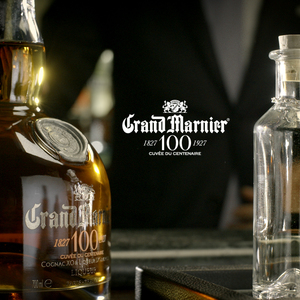 Grand Marnier The magnifique serve advertising