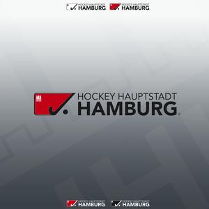 Logoidee Hockey Hauptstadt Hamburg