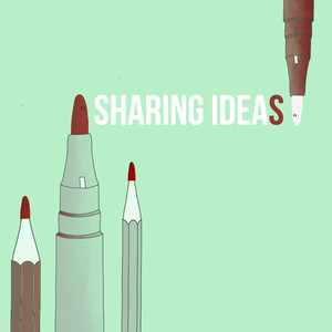 Sharing ideas