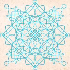 Snowflake - mandala