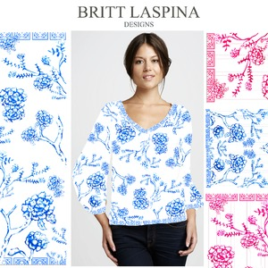 Bone China Blues By Britt Laspina