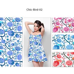 Chic Bird-1  & Chic-Bird 2