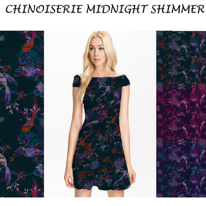 CHINOISERIE MIDNIGHT SHIMMER