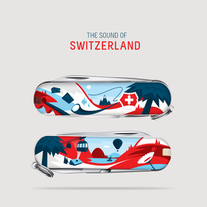 The sound of switzerland