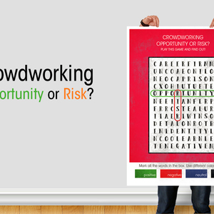 Crowdworking's like a Crossword of possibilities