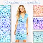 Bohemian Chic Mandala