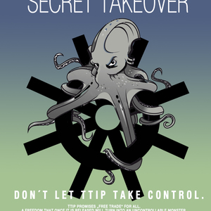 UPDATE: TTIP The evil Octopus