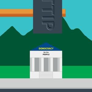 TTIP kills Democracy