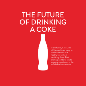 The Future of Drinking a Coke