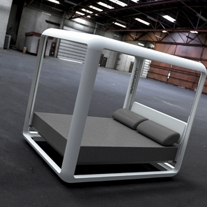 CUBE | Canopy Bed