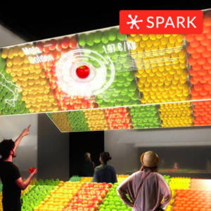 #spark: Foodopia - The supermarket of the future