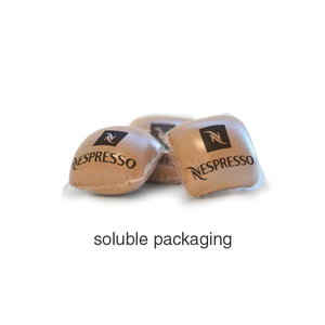 Water Soluble Packaging