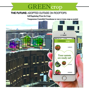 "The ""GREEN crop"" project"
