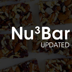 Nu3Bar - All the nutrition you need