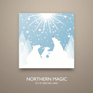 Northern magic (2 versions)